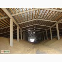 Строительство зернохранилищ г.Кривой Рог
