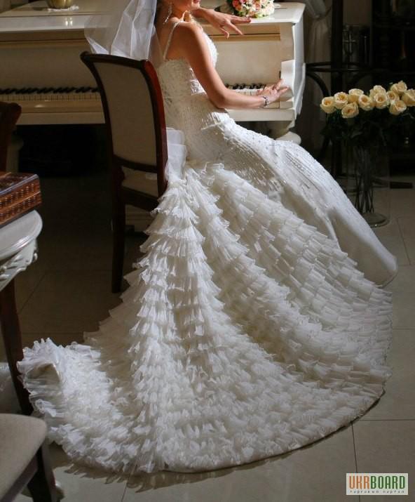 Свадебное платье бу крым