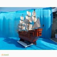 Продам корабль парусний 16-17 століть (не копія)