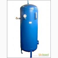 Воздушный ресивер 100 литров, 270 литров, 500