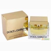 Dolce Gabbana The One парфюмированная вода 75 ml. (Дольче Габбана Зе Уан)