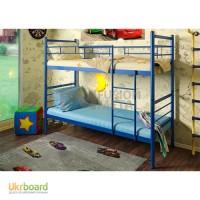 В Наличии! Двухъярусная кровать-трансформер Акварель
