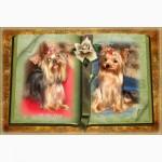 Йоркширский терьер - щенки с докум., яркий густой шелк