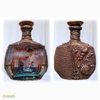 Оформление бутылки в морском стиле Подарок капитану, декор интерьера в морском стиле