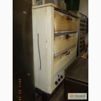 Печь кондитерская подовая в рабочем состоянии б/у