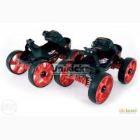Продам роликовые коньки квады SKORPION MULTI TERRAIN