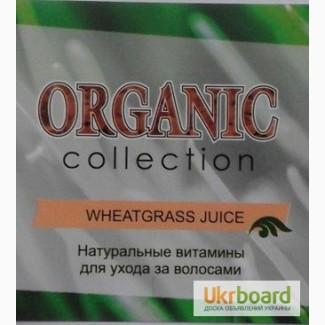 Купить Wheatgrass - витамины для волос от Organic Collection (Витграсс) оптом от 100 шт