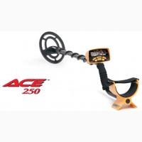 Металлоискатель Garrett Ace 250 новые