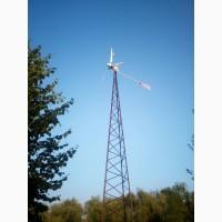 Ветрогенератор 4-5 кВт для дома-коттеджа