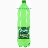 Шаянская, минеральная вода, слабо-газированная, ПЭТ, емк.1, 5л