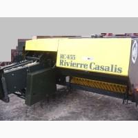 Прес-підбирач тюковий Rivierre casalis rc 455