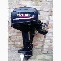 Продам б/у лодочный мотор Parsun T 9.8 bms