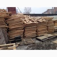 Дрова - отходы от деревянных поддонов