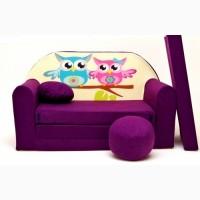 Міні-софа, диванчик-ліжко дитяче Welox Maxx різні кольори! Польща