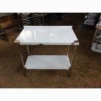Продам производственные столы из нержавеющей стали для общепита от производителя