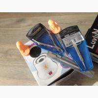 Стартовый набор маникюр УФ лампа 36вт кисти ножницы кусачки типсы гел
