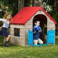 Игровой домик Wonderfold Playhouse ( Foldable ) Allibert, Keter