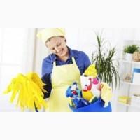 Требуется уборщица для уборки квартир