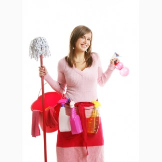 На постоянную работу требуется горничная-уборщица