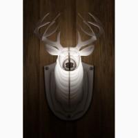 Светильник голова оленя (head of a deer l) БРА