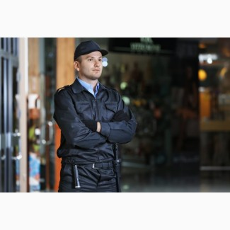 Охранник в магазин, супермаркет, ТРЦ, работа, вакансия в Киеве