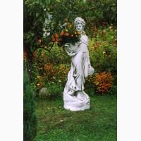 Скульптуры и фигуры садовые в ассортименте