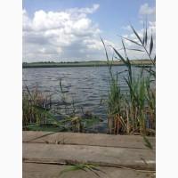 Озеро 46 га на участке 100 га в 7 км от Одессы