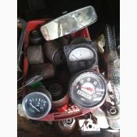 Спідометр, Вольтер, датчик масла