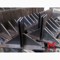 Изготовление закладных для строительства. Плазменная резка металла