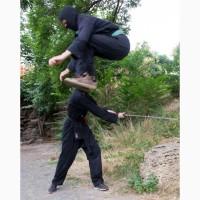 Тренировки ниндзя и куноичи Будзинкан Одесса