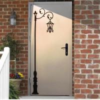 Технічні вхідні металеві двері