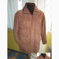 Большая кожаная мужская куртка HEINE. Германия. Лот 779