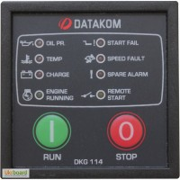 DATAKOM DKG-114 модуль ручного и удаленного пуска