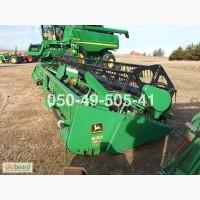 Зернова жатка Джон Дір John Deere 930 Flex флекс б/у купити