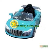 Детский электромобиль на пульте управления Audi