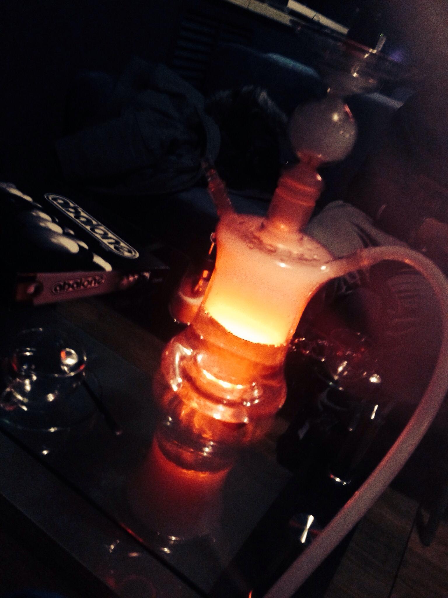 Как сделать дым холодным в кальяне