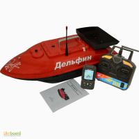 Кораблик для рыбалки Дельфин-2L с эхолотом FF718LiW