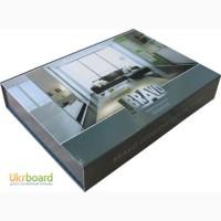 Коробки из картона для образцов деталей, профилей, инструментов, различных наборов