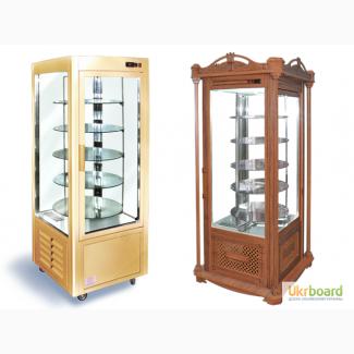 Кондитерские холодильные шкафы-витрины Арканзас-R НОВЫЕ. Гарантия 3 года
