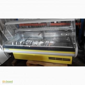Витрина холодильная кондитерская бу, витрина бу, кондитерка
