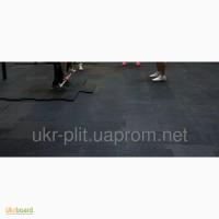 Резиновый коврик для тренажерных залов