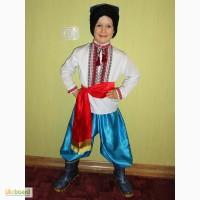 Прокат костюма Українця на 4-6 років