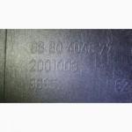 Накладка(листва) на бампер передний левая сторона Citroen C4 Picasso б/у оригинал