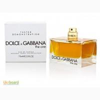 Dolce Gabbana The One парфюмированная вода 75 ml. (Тестер Дольче Габбана Зе Уан)