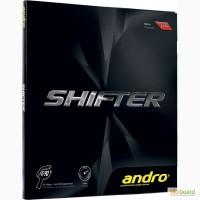 Накладка для тенісної ракетки Andro Shifter