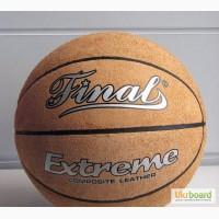 Мяч баскетбольный Final композитная кожа 7