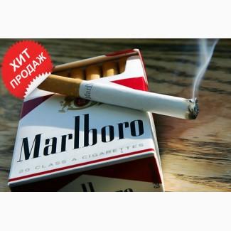 Продам нарезанный табак для гильз сорт Вирджиния крепость сигареты красный MALBORO