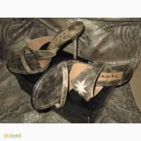 Продам Сабо на каблуке Италия размер 41, 5 - 42 / Красивейшие Босоножки большого размера