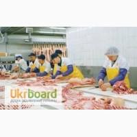 Работники на мясокомбинат в Польше
