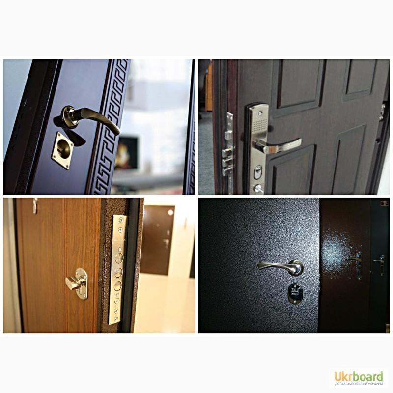 Замена тамбурной двери на металлическую
